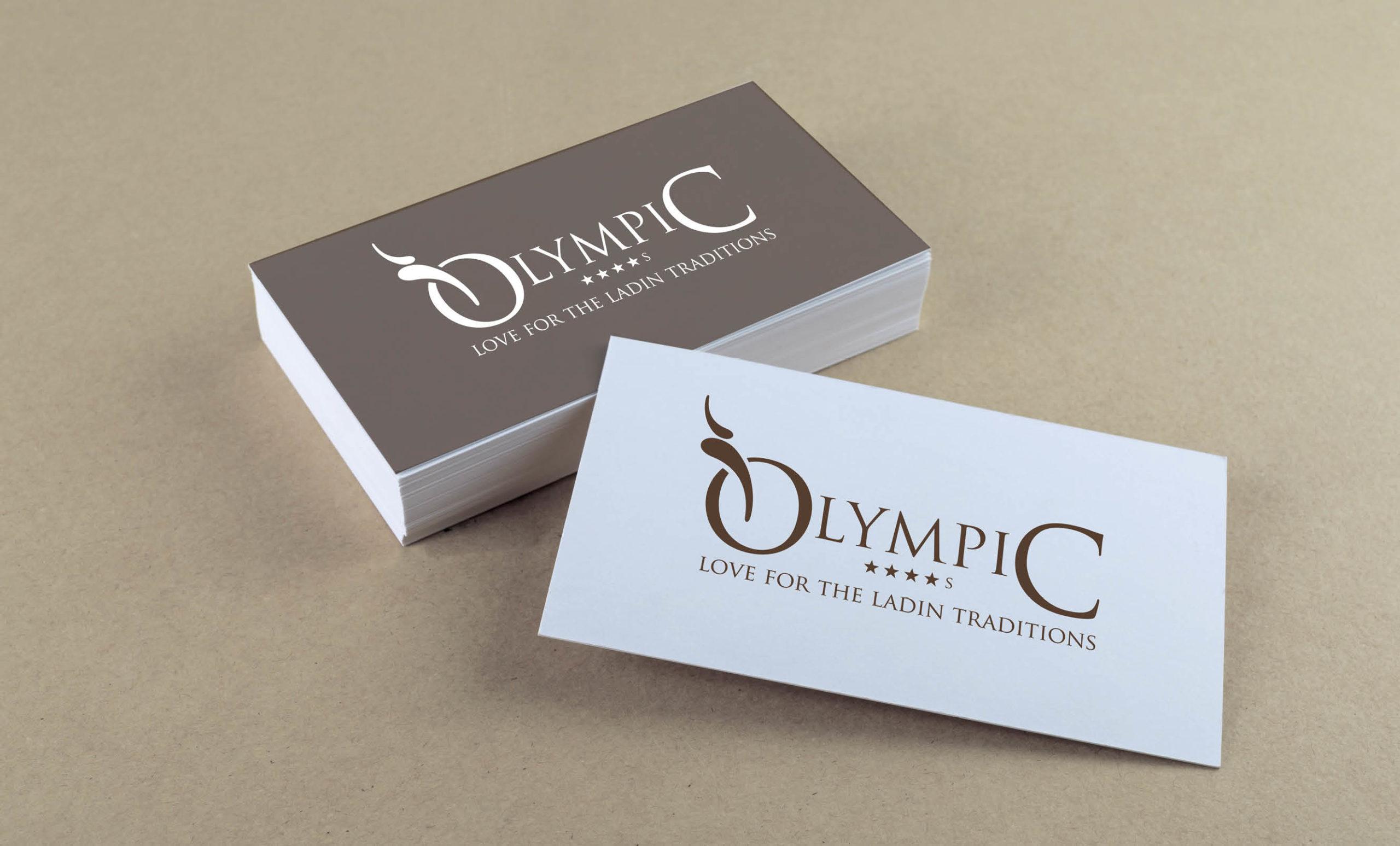 Logo Olymic Spa – Val di Fassa – Trentino_02