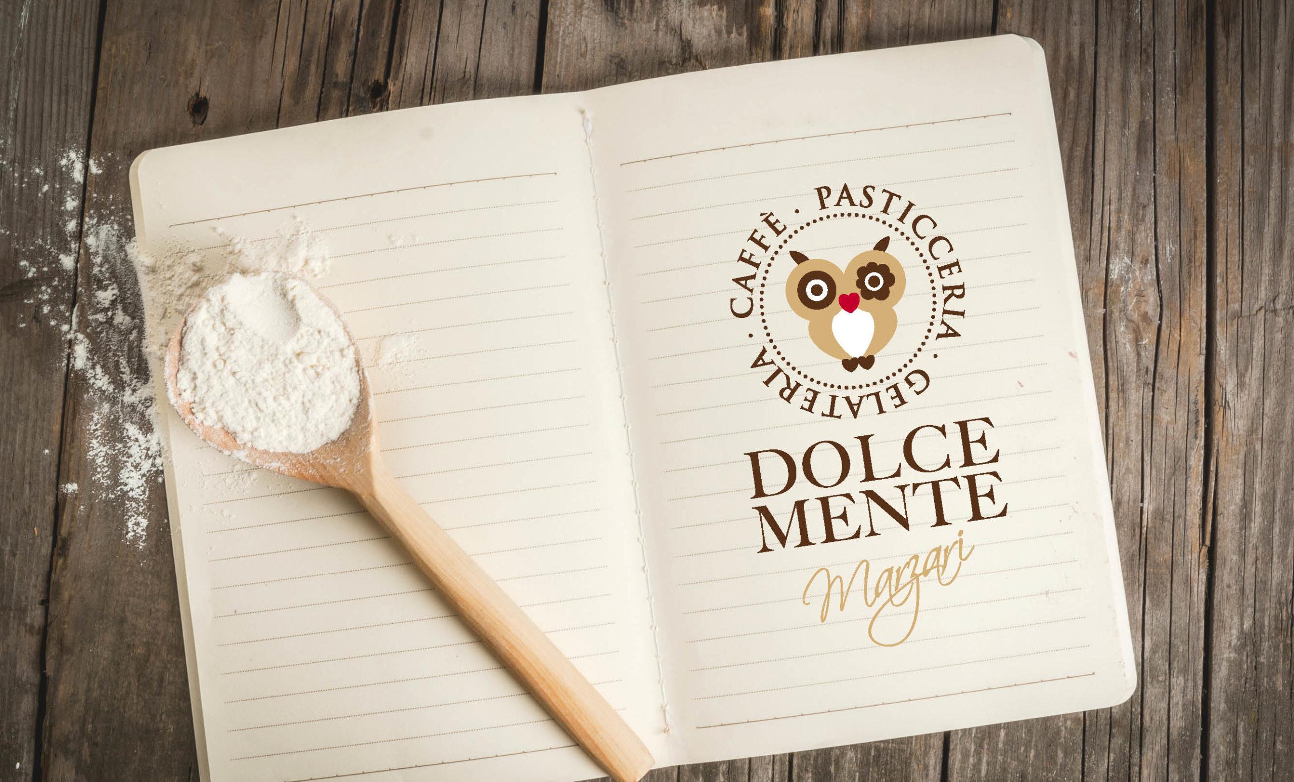 Logo Pasticceria Dolcemente Marzari